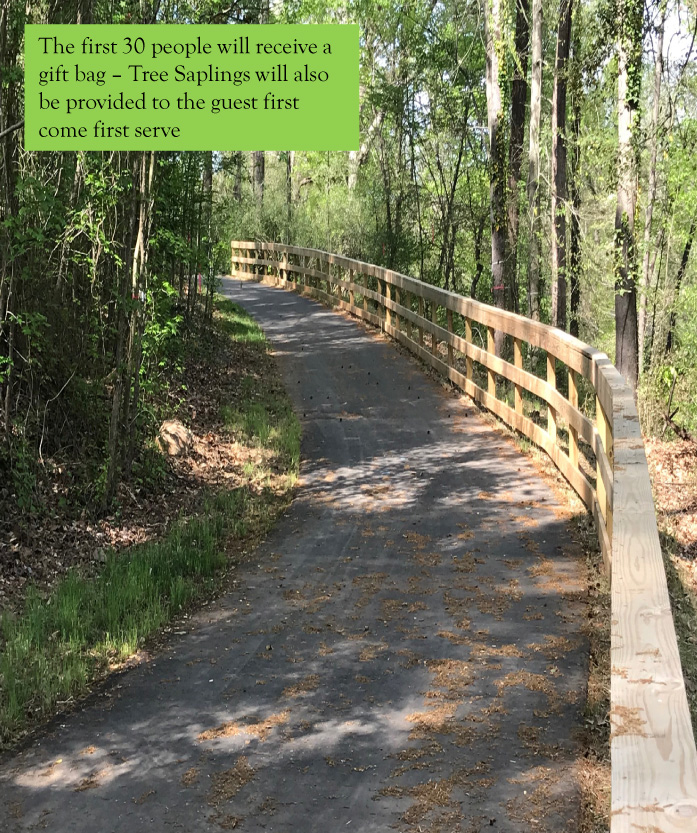 MOUNT HOLLY GREENWAY RIBBON-CUTTING CEREMONY